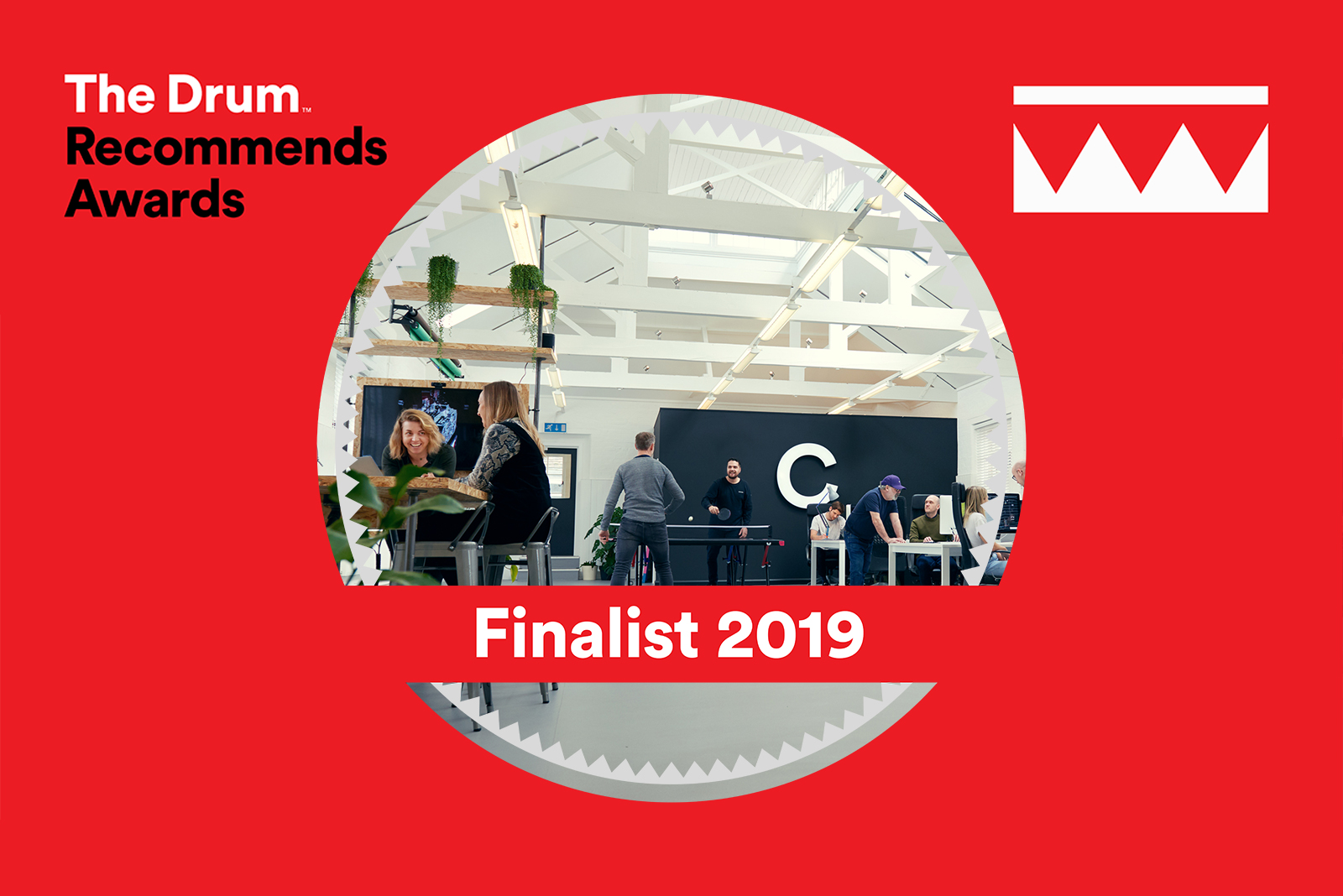 The Drum Recommends Awards - The Canopy Studio Finalist 2019