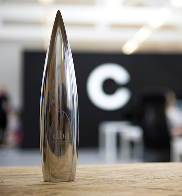 Canopy Studio's Design Business Association Award