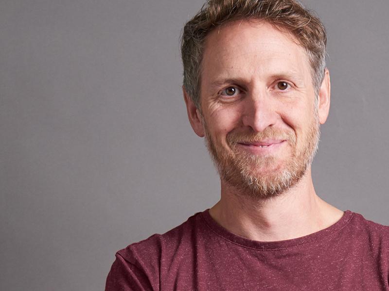 Ben Lewis Headshot